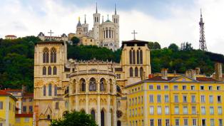 Lyon landscape
