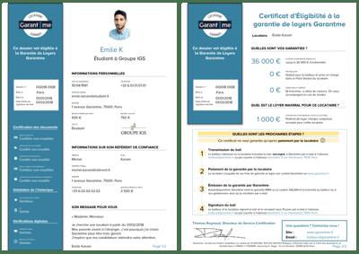 certificat garantme