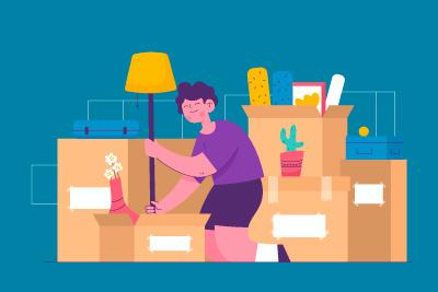 Lors d'un déménagement, il faut souscrire un contrat d'énergie, une assurance habitation et connaître le montant du dépôt de garantie. Nous vous expliquons tout !