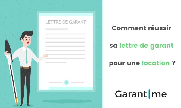 Comment réussir sa lettre de garant pour une location _